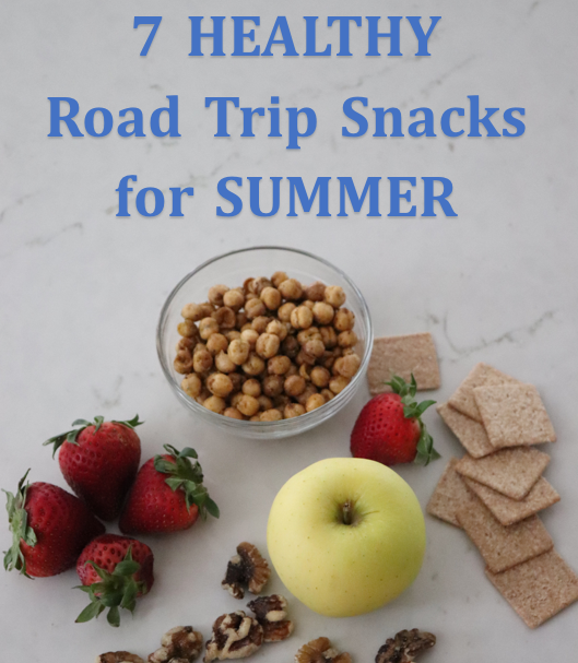 Packable portable snack ideas